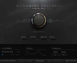 Woodwinds Library for Composing Film Music